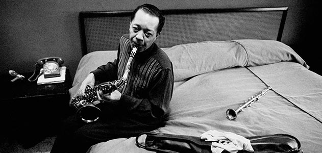 Lester Young--Jazz City