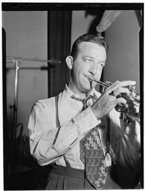 Harry James, Coca Cola radio show rehearsal, 1946