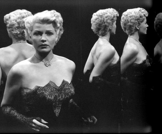 Rita Hayworth--Lady From Shanghai