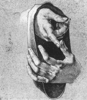 Hands by Albrecht Dürer