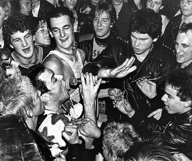 Jello Biafra and friends