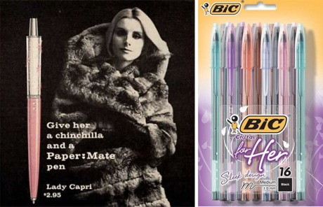 Papermate or Bic?
