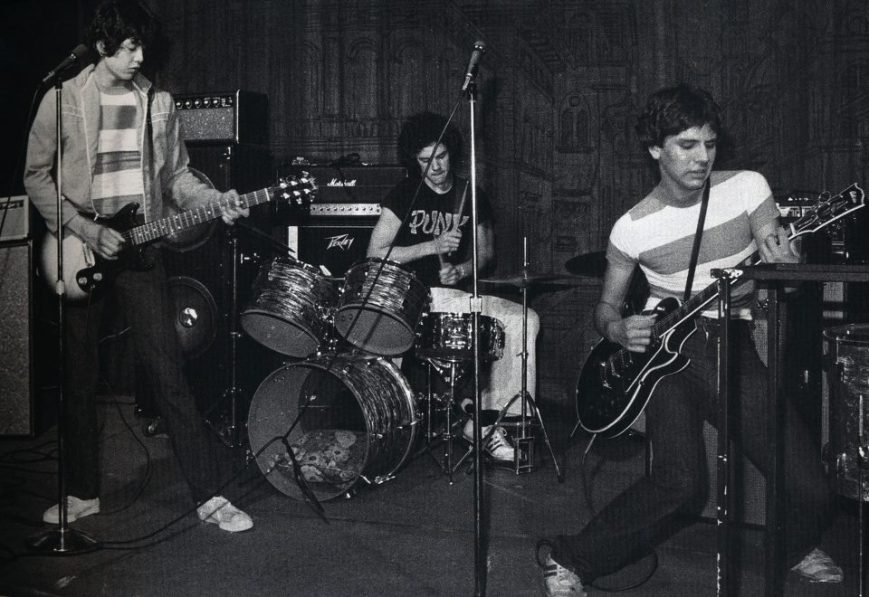 The Zeros....must be 1977.