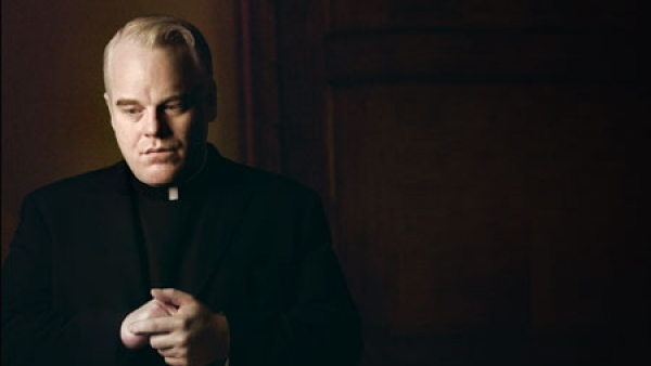 Philip Seymour Hoffman in Doubt, which I think was my favorite of his roles. Even more than Capote.