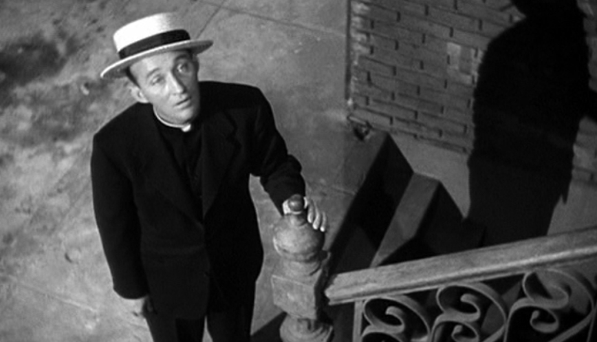 Bing Crosby as Father O'Malley in Going My Way (1944)