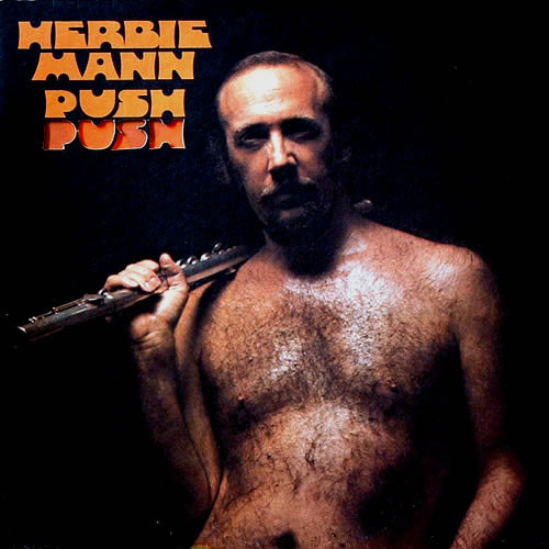 Herbie Mann saving money on clothes.