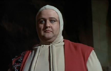 Victor Buono reading your thoughts.