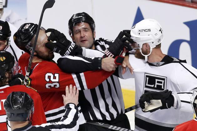 Kings vs Hawks