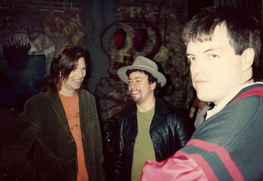 Brick, Edwin, Ed Huerta c. 1987